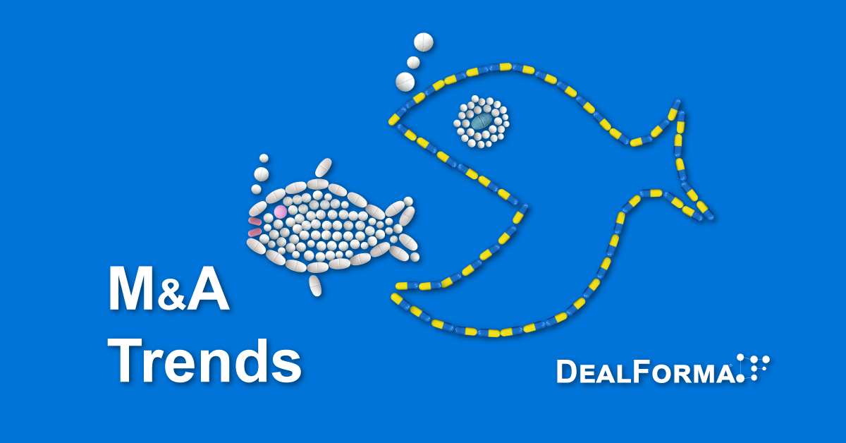 DealForma Biopharma M&A Trends